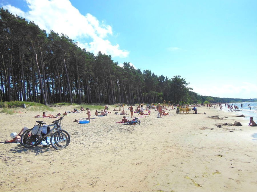 4 easy beach day trips from Tallinn — under 1 hour from the city 2
