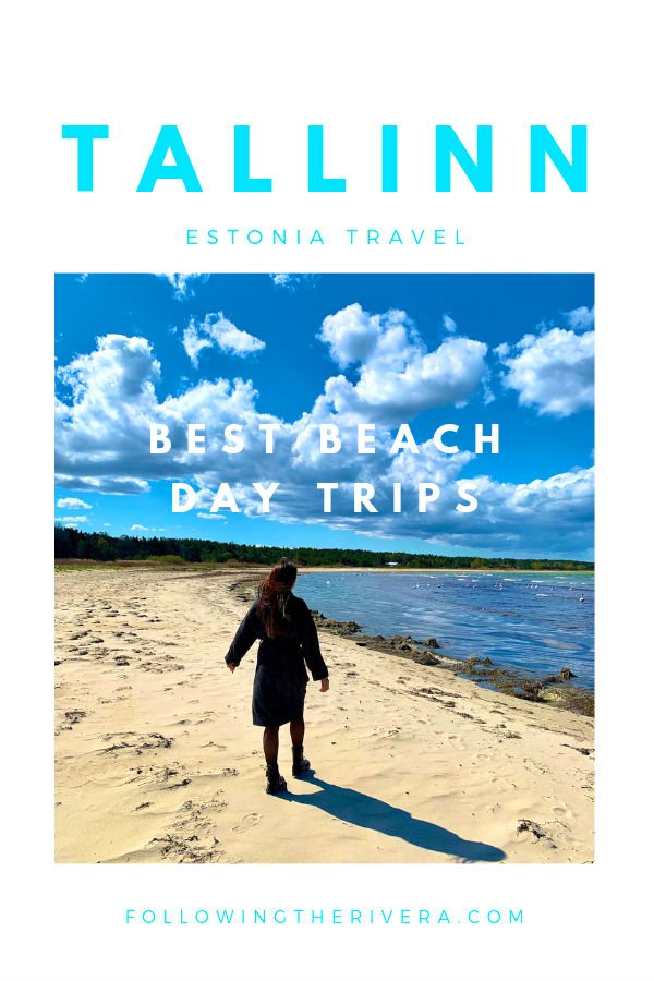 4 easy beach day trips from Tallinn — under 1 hour from the city 10