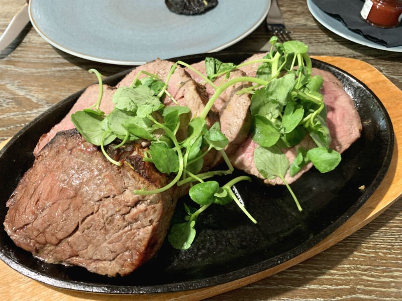 Chateaubriand Blue Smoke on the Bay - a boutique hotel in the Lake District
