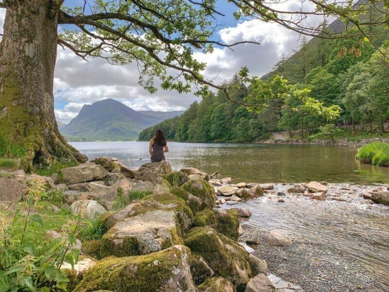 Lake District short breaks - Crummock Water