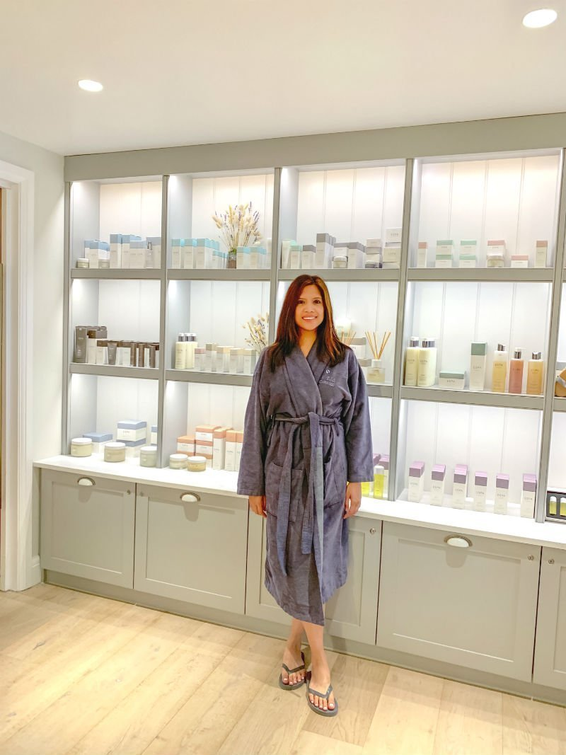 A lakeside wellness experience at The Spa at Low Wood Bay 7