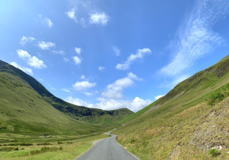 Road to Buttermere - Lake District short breaks