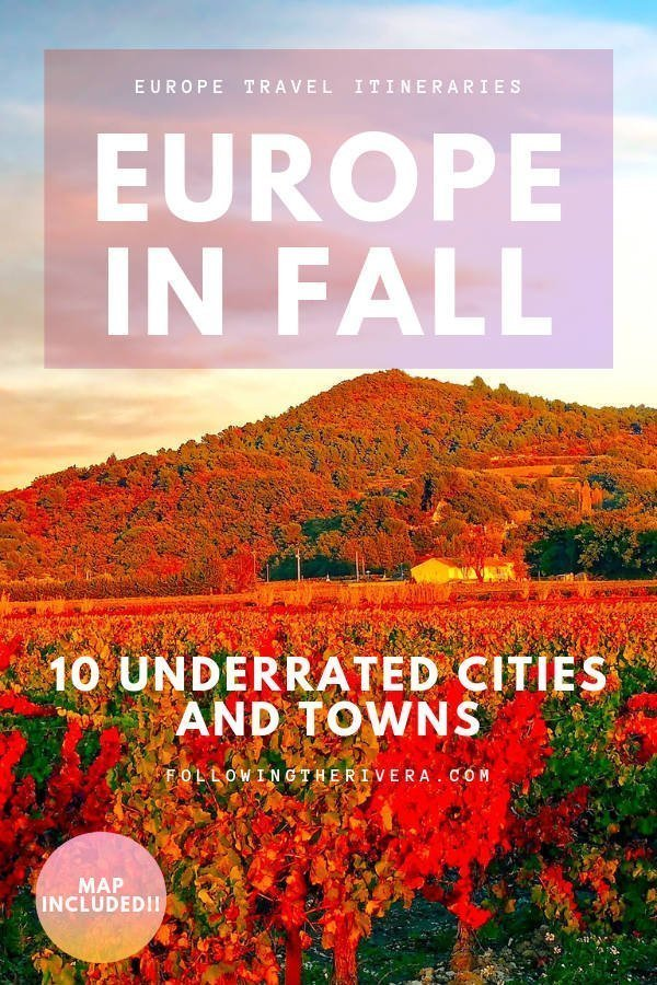 10 underrated European towns and cities to visit in the fall 12
