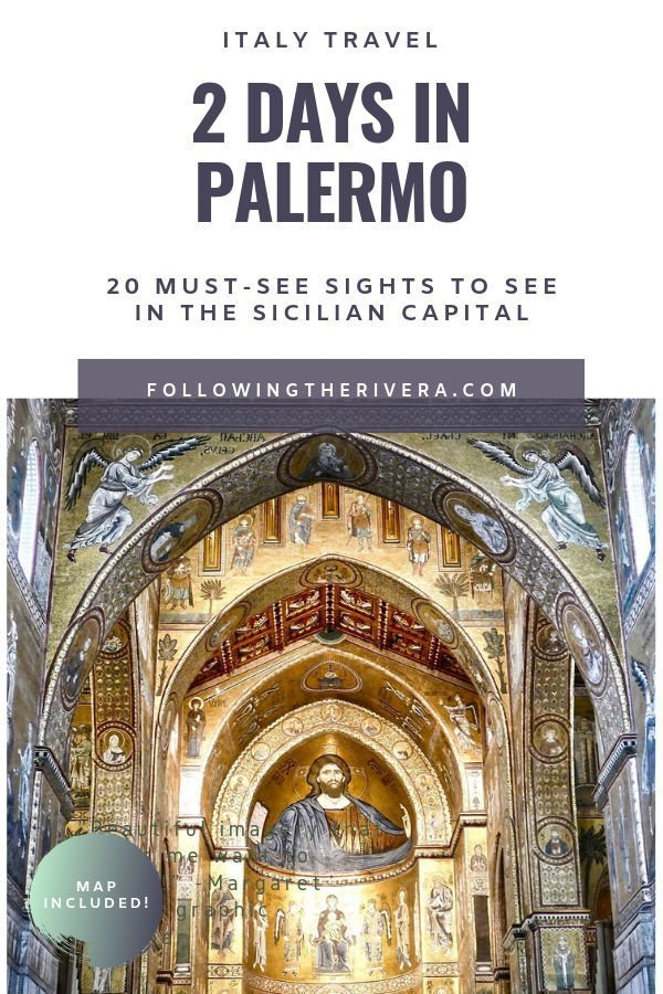 A fantastic 2 days in Palermo — 20 sights in the city you cannot miss 17