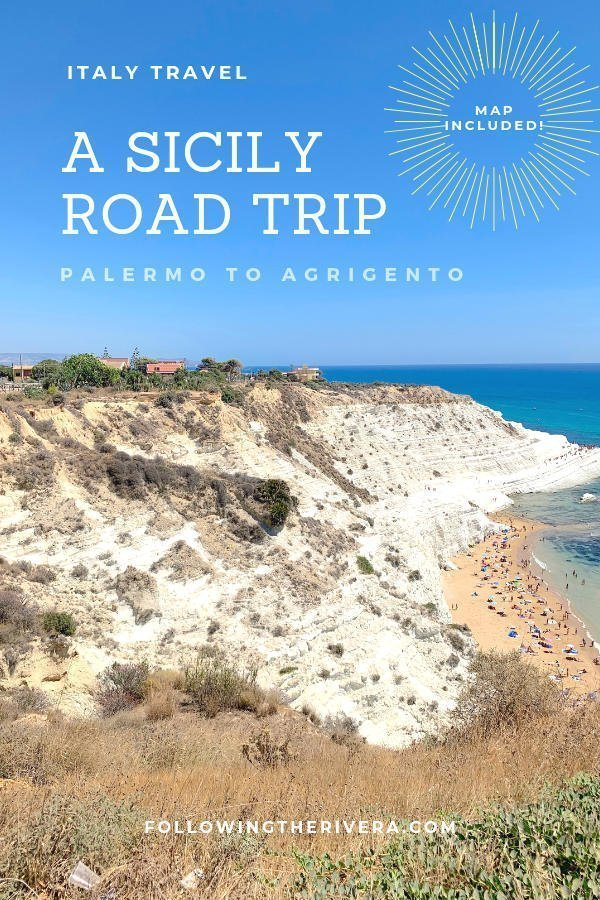 A road trip around Sicily | from Agrigento to Palermo 14