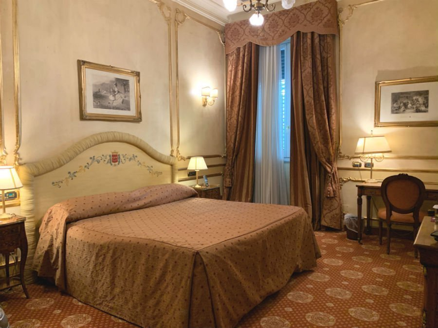 Where to stay in Palermo - Grand Hotel Wagner