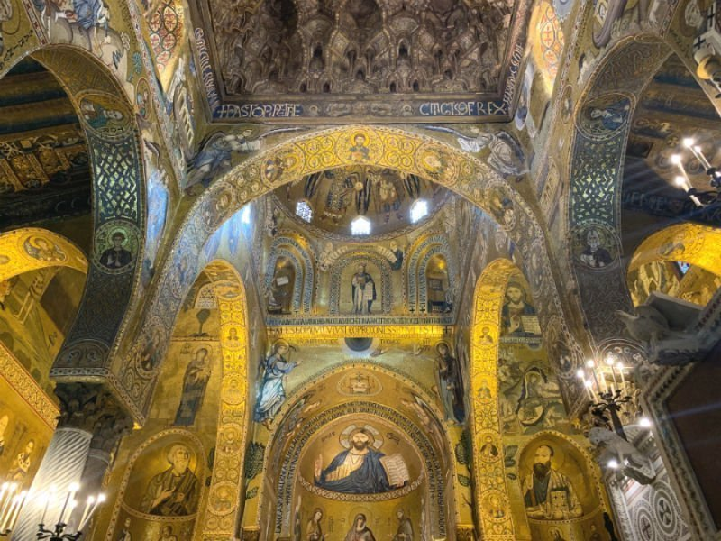 La Cappella Palatina - Palermo things to do