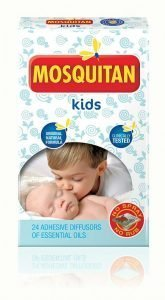 best bug sprays for babies - MOSQUITAN Mosquito Patches for kids