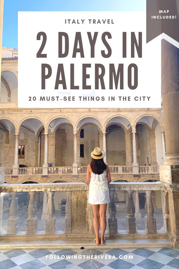 A fantastic 2 days in Palermo — 20 sights in the city you cannot miss 15