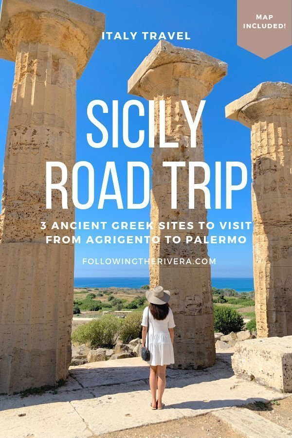 A road trip around Sicily | from Agrigento to Palermo 15