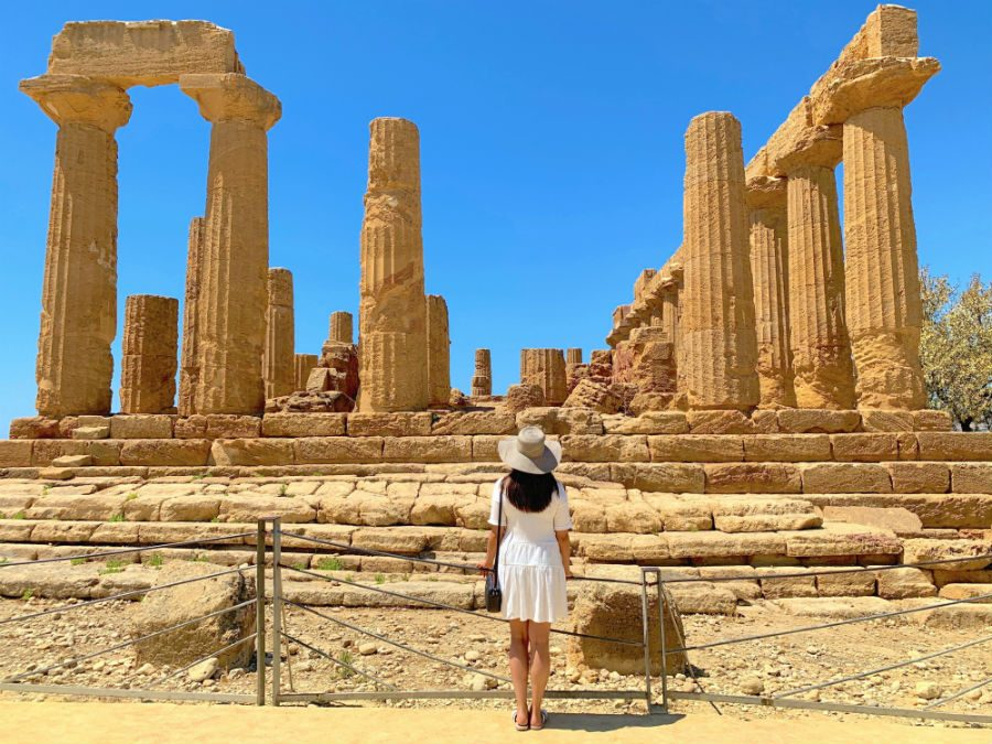 From Agrigento to Palermo: exploring Ancient Greek sites in Sicily