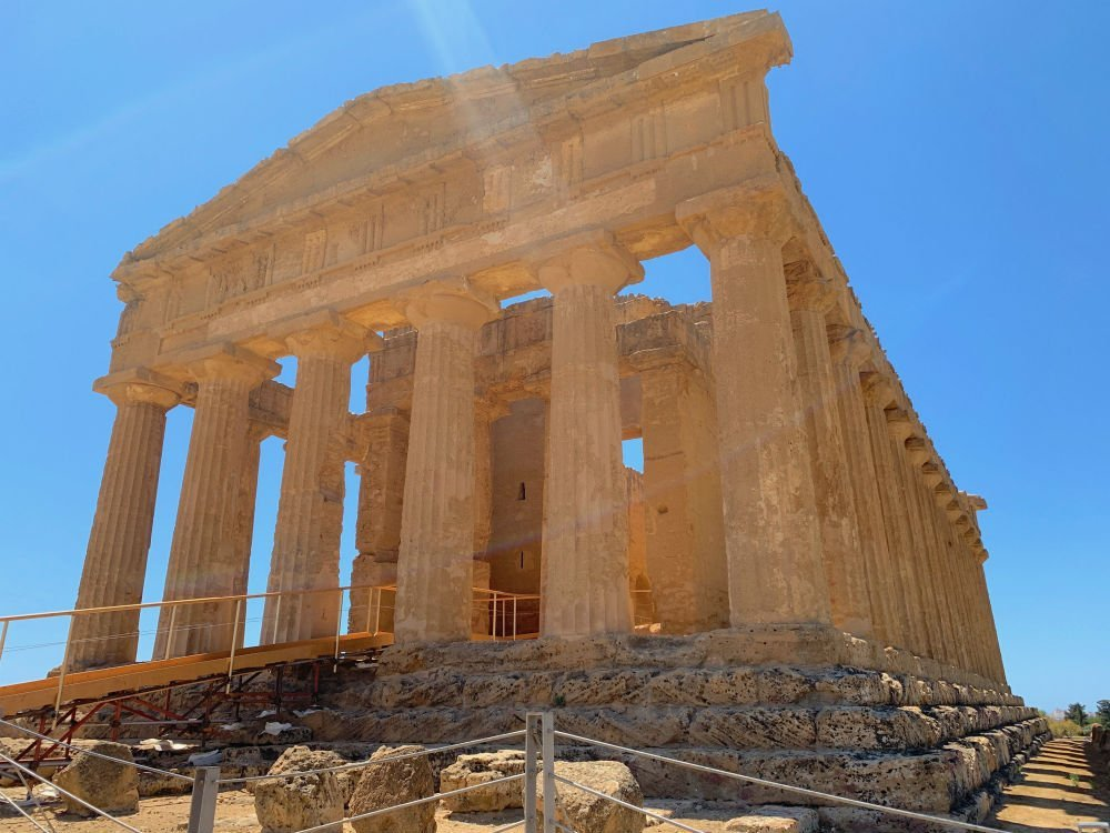 A road trip around Sicily | from Agrigento to Palermo 2
