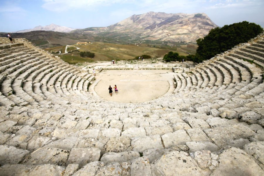 A road trip around Sicily | from Agrigento to Palermo 12