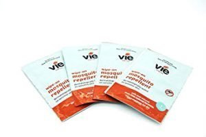 Vie Mosquito Wipes - travel bug spray