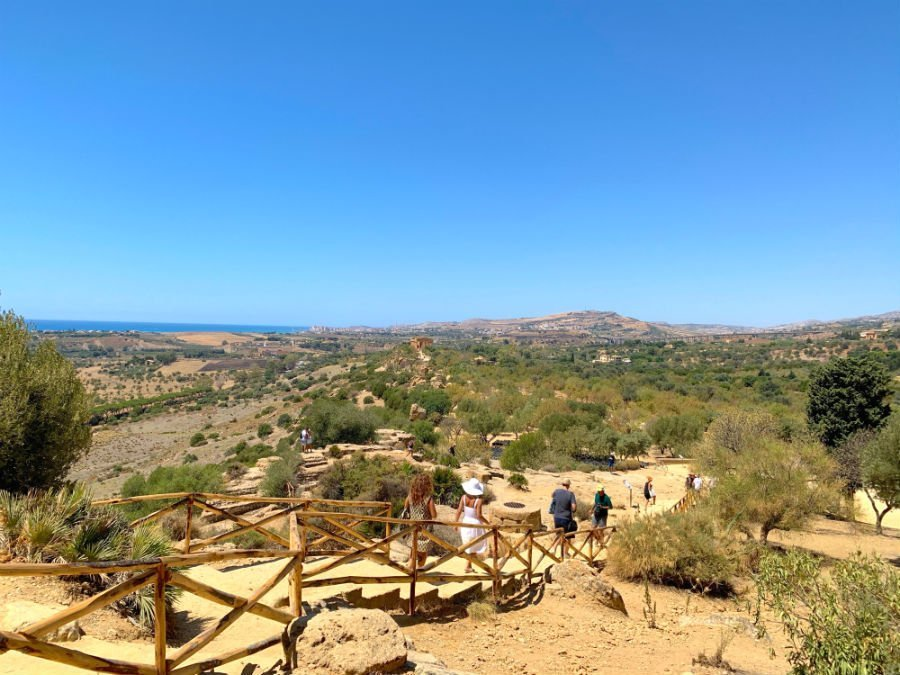 A road trip around Sicily | from Agrigento to Palermo 4