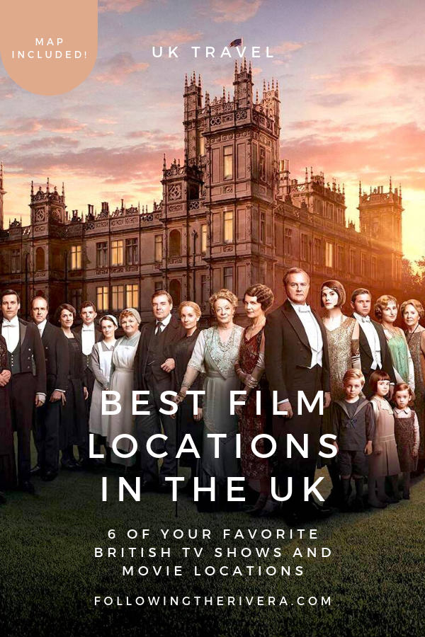 6 British TV shows and film locations you can visit for free! 16