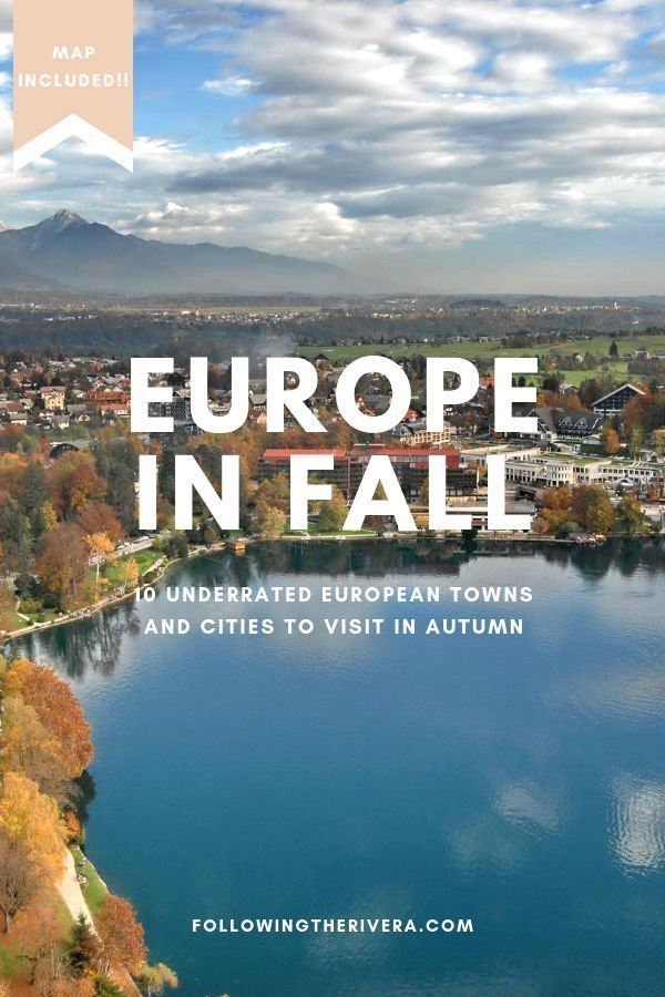 Europe in the fall   10 towns and cities to visit 13