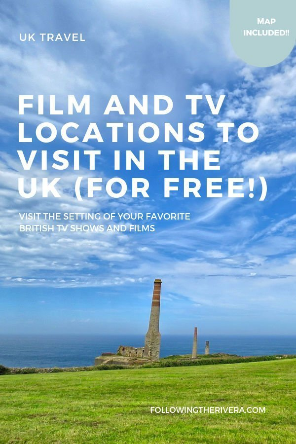 6 British TV shows and film locations you can visit for free! 15