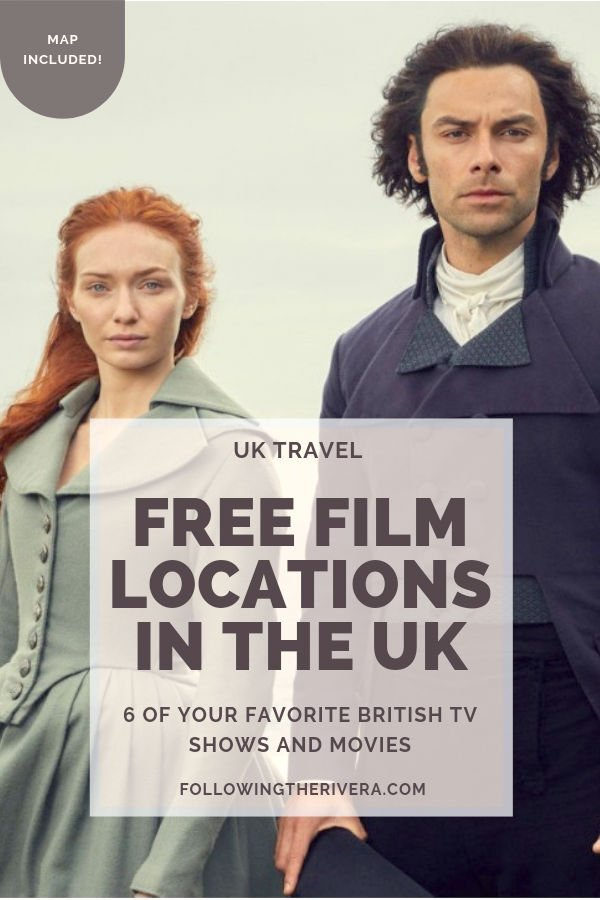 6 British TV shows and film locations you can visit for free! 17