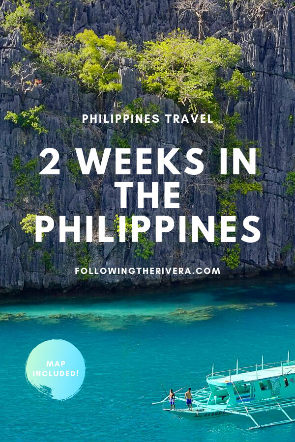 What to see in 2 weeks in the Philippines — a jam-packed itinerary 18