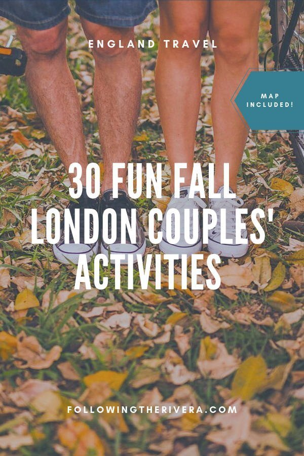 30 fun fall activities to do with your other half in London 17