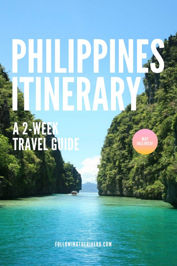 What to see in 2 weeks in the Philippines — a jam-packed itinerary 14