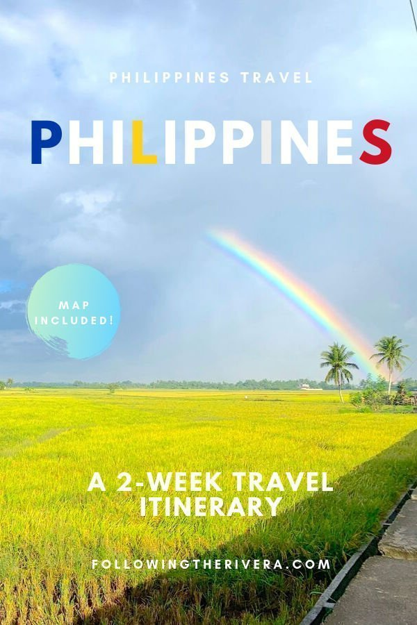 What to see in 2 weeks in the Philippines — a jam-packed itinerary 15