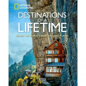 Destinations of a Lifetime - luxury gifts for travelers