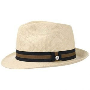 Lierys Sportive Trilby Panama Hat - luxury gifts for travelers