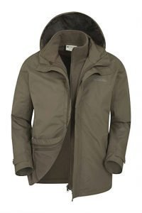 Mountain Warehouse men's jacket - luxury gifts for travelers