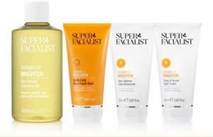 Super Facialist vitamin C set - luxury gifts for travelers