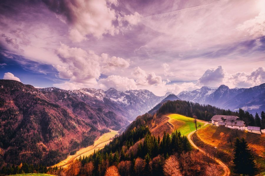 Going green in Slovenia: 10 of the most picturesque tourist farms 5