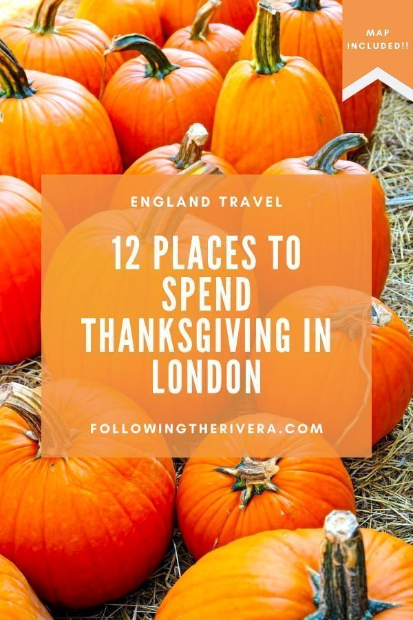 12 places in London to get your Thanksgiving turkey fix 14