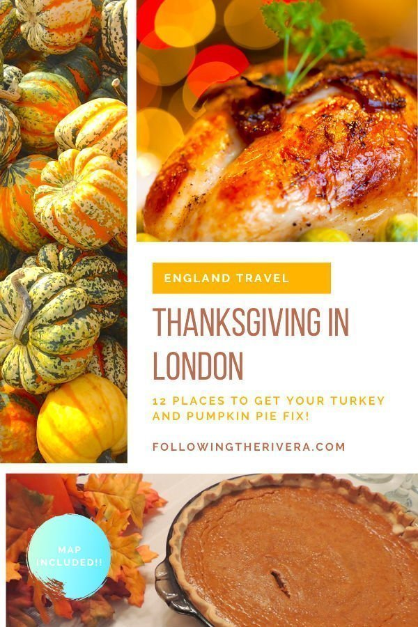 12 places in London to get your Thanksgiving turkey fix 13