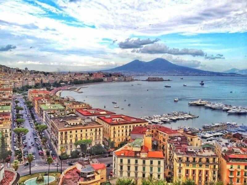 Best UNESCO world heritage sites - Bay of Naples
