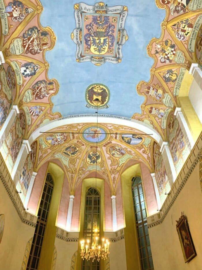 Chapel of St George - Ljubljana attractions