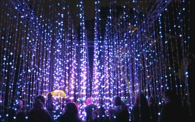 15 dazzling places to see the Christmas lights in London