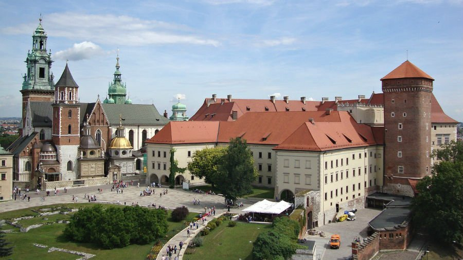 Wawel Castle - Best UNESCO world heritage sites