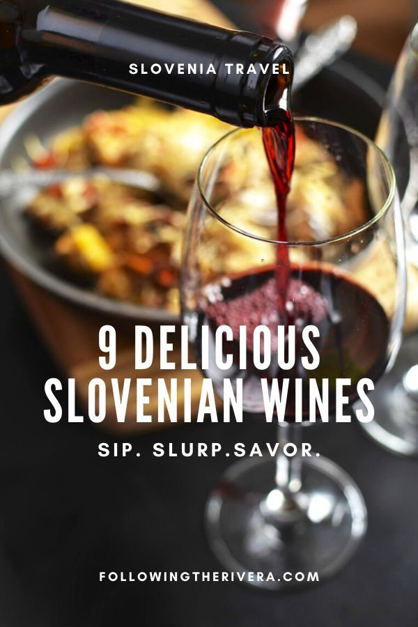 9 outstanding local wines to try in Slovenia 10