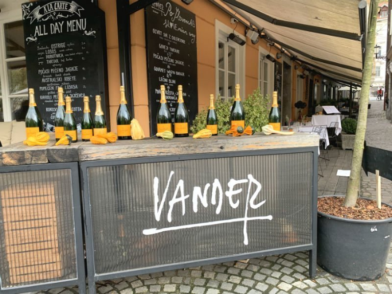 A blissful boutique hotel in Ljubljana — Vander Urbani Resort