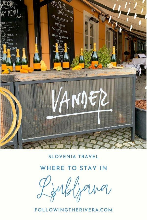 A blissful boutique hotel in Ljubljana — Vander Urbani Resort 9