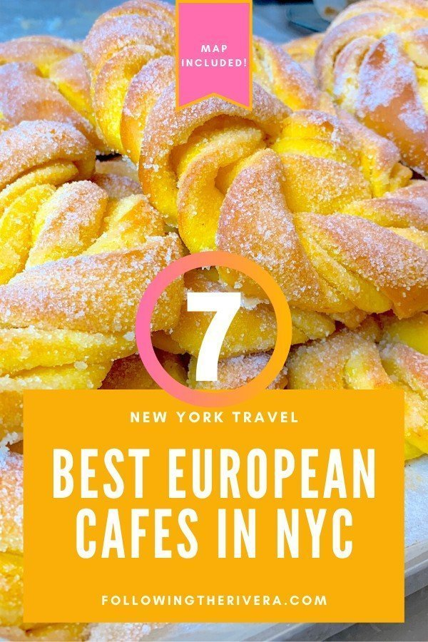 7 European cafés to get your patisserie fix in NYC 8