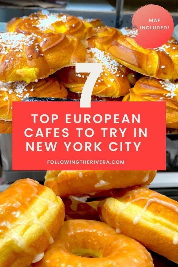 7 European cafés to get your patisserie fix in NYC 10