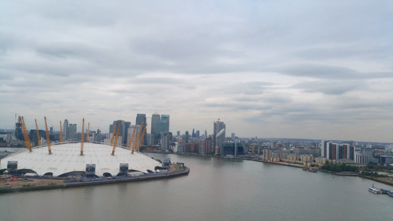 02 Arena and docklands area— River view hotels London