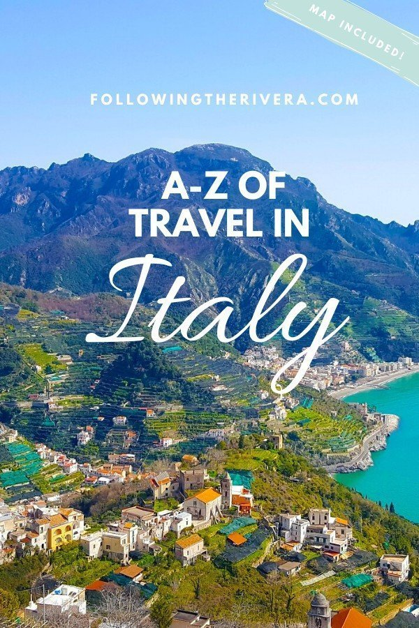 The A to Z of travel in Italy — your Italy trip planner 20