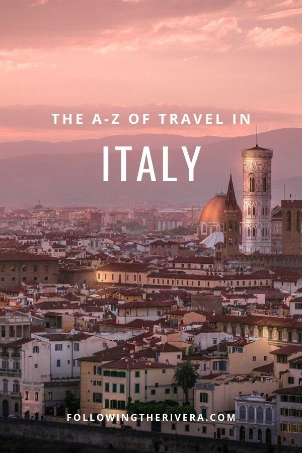 The A to Z of travel in Italy — your Italy trip planner 19