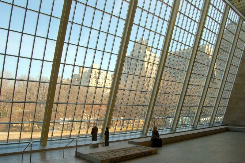 View of Central Park from The Met — best views in NYC for free