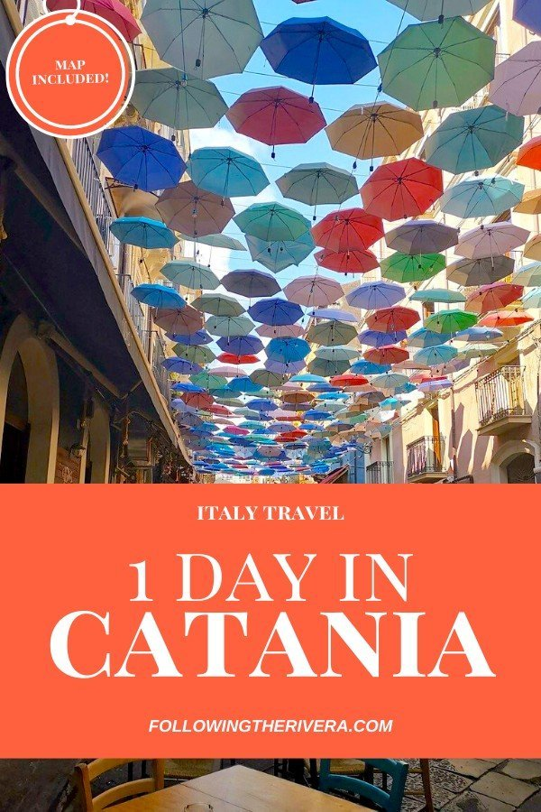 Catania in one day — 11 activities: 1 easy itinerary 9