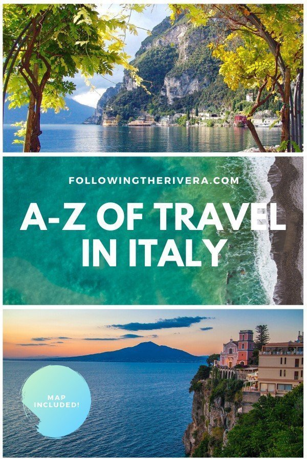 The A to Z of travel in Italy — your Italy trip planner 18