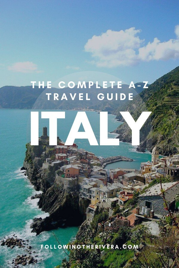 The A to Z of travel in Italy — your Italy trip planner 21